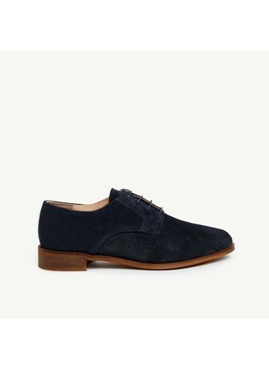 Yargıcı Ayakkabı Lacivert
